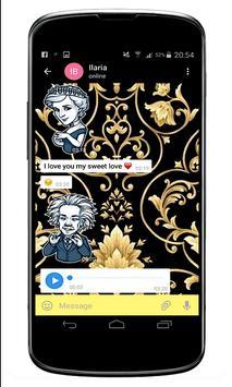 Fashion Messenger apk screenshot
