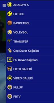 Feneronline - Fenerbahçe apk screenshot