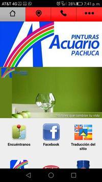Fester Acuario poster