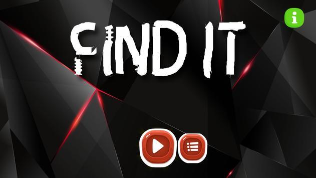 memory game Find It screenshot 1