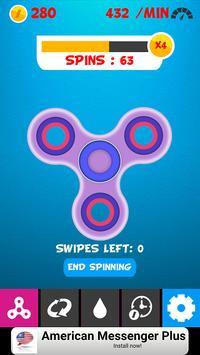 Fidget Spinner Game screenshot 4