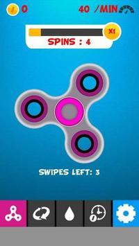 Fidget Spinner Game screenshot 1