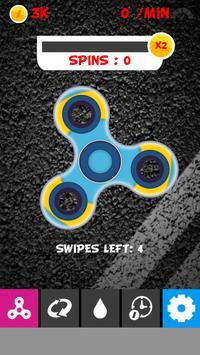 Fidget Spinner - For Fun Game screenshot 1
