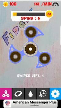 Fidget Spinner Free screenshot 2