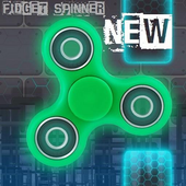 FIDGET Spinner New icon