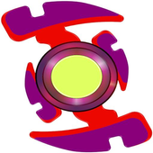 Fidget Spinner Real icon