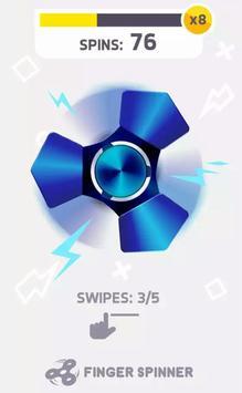 Fidget Spinner 3D Game apk screenshot