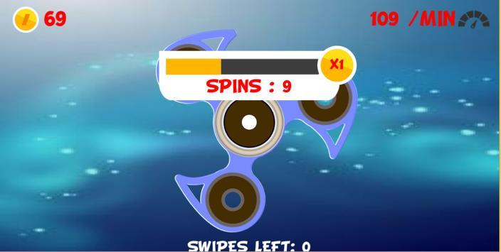 Fidget Spinner screenshot 1