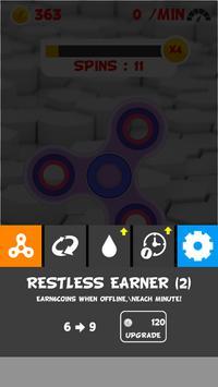 Fidget Spinner Tension Free screenshot 13