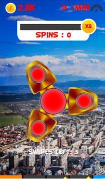 Fidget Spinner poster