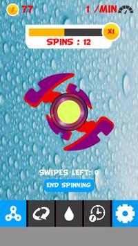 Fijet Spinner poster