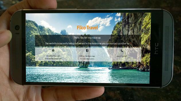 Filco Travel apk screenshot