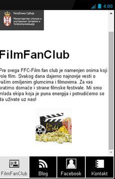FilmFanClub apk screenshot