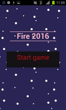 Fire 2016 poster