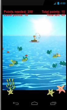 Fishing Hook Simple Game apk screenshot