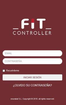 Fitcontroller Client poster