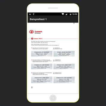أكاديمية اللغة الألمانية - إختبارات A1 screenshot 3