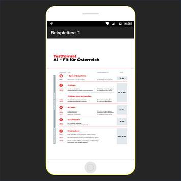أكاديمية اللغة الألمانية - إختبارات A1 screenshot 2