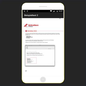 أكاديمية اللغة الألمانية - إختبارات A1 screenshot 4
