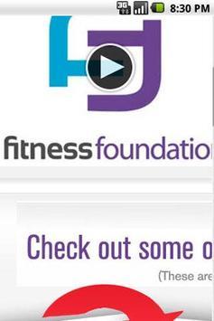 Fitness Foundation apk screenshot