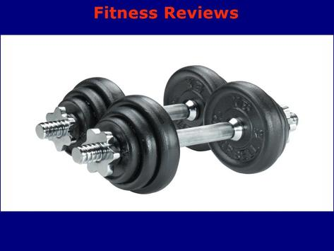 Fitness Reviews apk screenshot