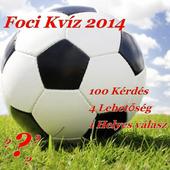 Foci Kvíz 2014 icon