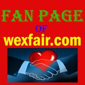 Follow WexFair on Facebook icon