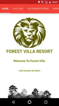 Forest Villa Resort poster