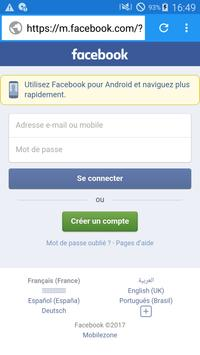 For facebook - Video Downloader FB apk screenshot