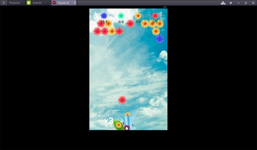 Flower atari breakout for Android - APK Download