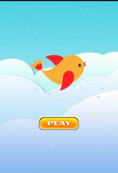 Flapping Bird HD poster