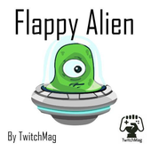 Flappy Alien - By TwitchMag icon