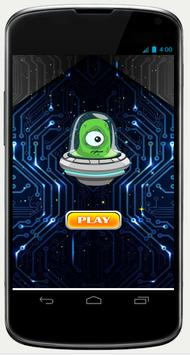 Flappy Alien - By TwitchMag poster