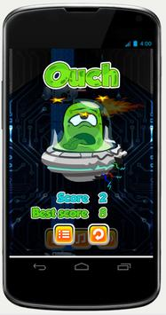 Flappy Alien - By TwitchMag screenshot 2