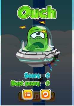Flappy Alien screenshot 3