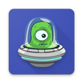 Flappy Alien 2000 icon