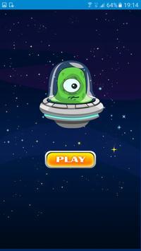 Flappy Alien 2000 poster