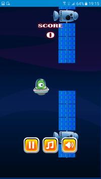 Flappy Alien 2000 apk screenshot