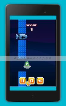 Flappy Alien apk screenshot