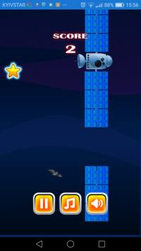 Flappy Bat 2 screenshot 1