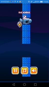 Flappy Bat 2 screenshot 2