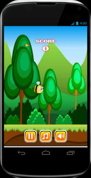 Flappy Bee poster
