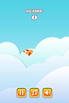 Flappy Oiseau 3D screenshot 3