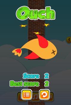 Flappy Oiseau 3D poster
