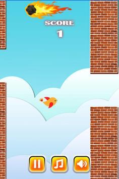 Flappy Oiseau 3D screenshot 1