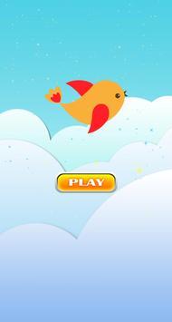 Flappy Oiseau 3D screenshot 2