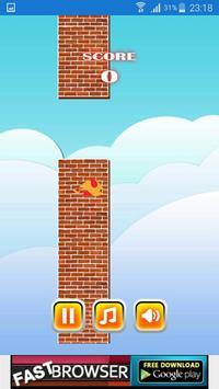 FlappyBird screenshot 1