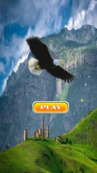Flappy Eagle poster