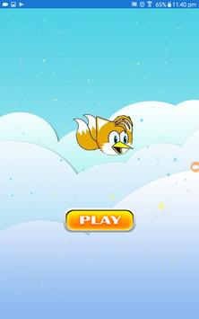 Angry Flappy Tails poster