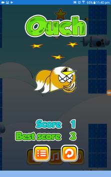 Angry Flappy Tails apk screenshot